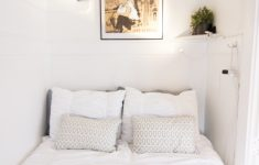 How To Make A Small Bed Unique So Your Bedroom S Not Much Bigger Than Your Bed Here S How