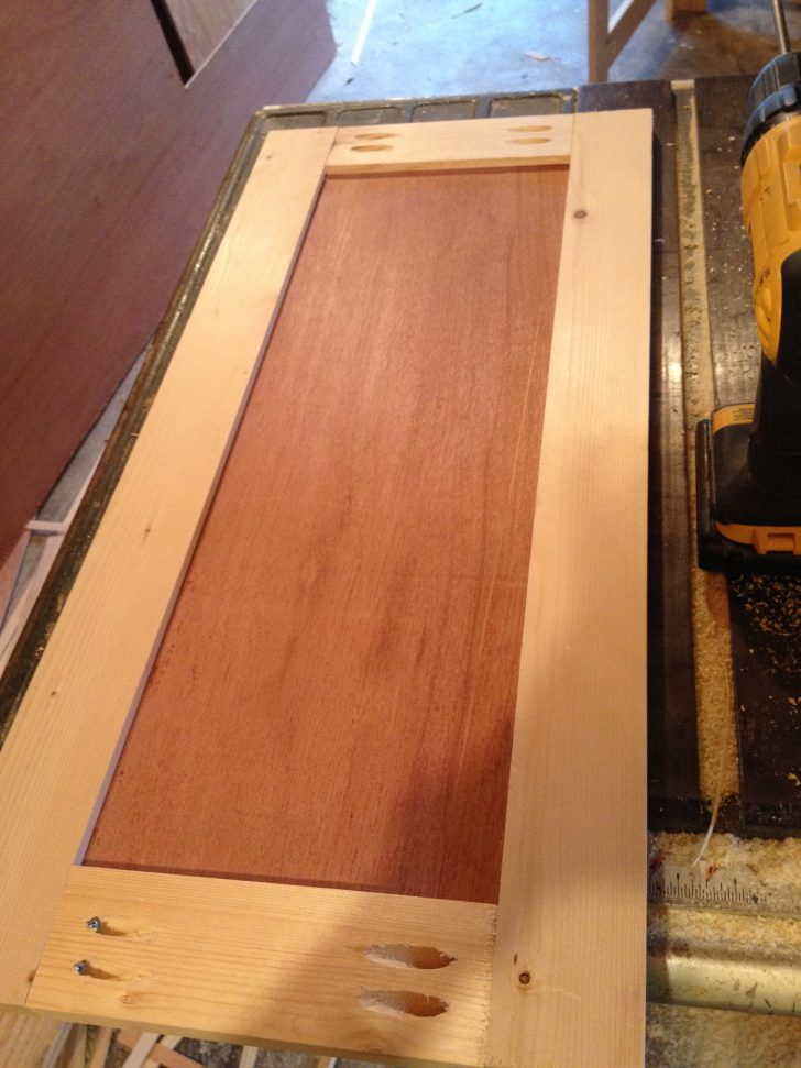 How to Make Cabinet Doors From Plywood 2020