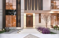 Interior And Exterior House Design Elegant Villas In 2020