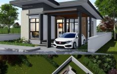 Low Budget Minimalist House Architecture New An Affordable And Pact Three Bedroom Bungalow On A Low