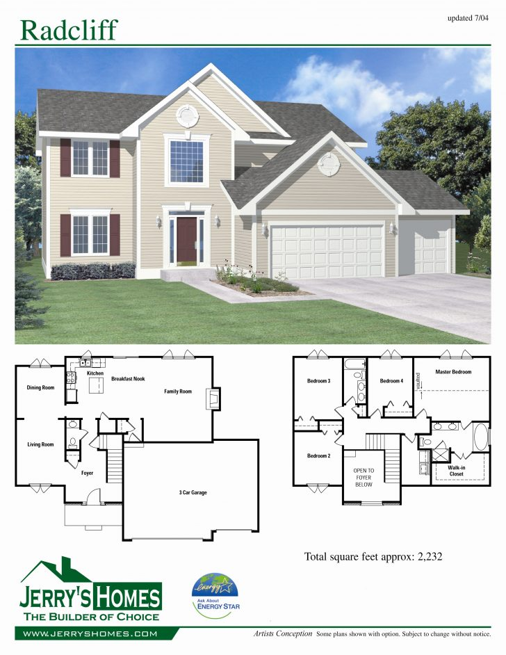 Luxury Two Story House Plans 2020