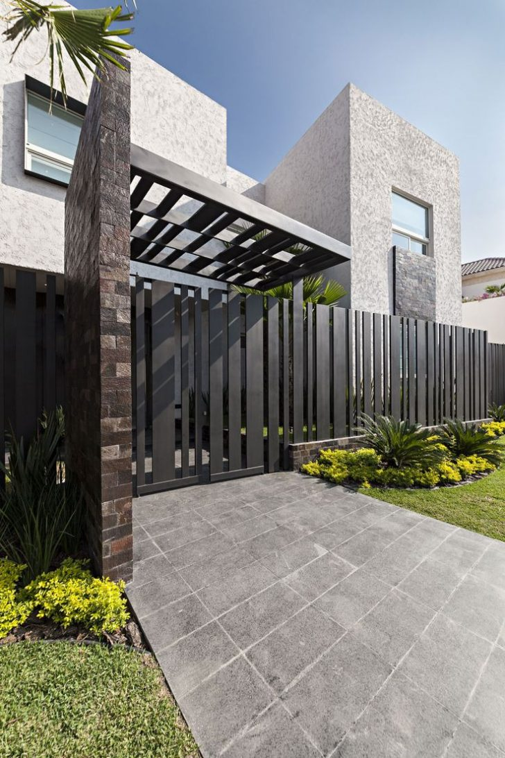 Modern Gate Design for House 2021