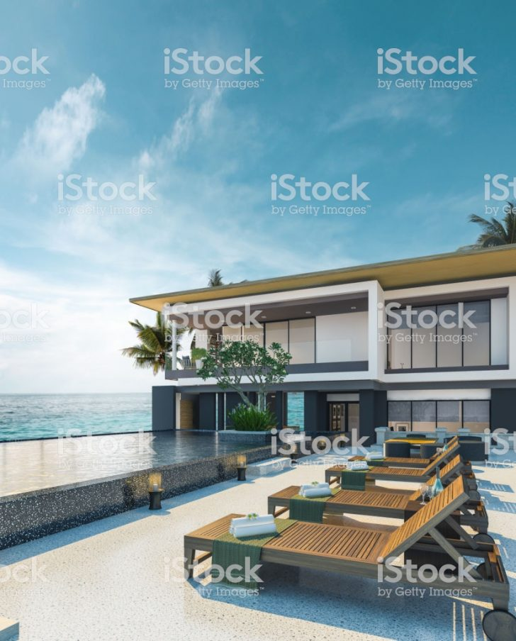 Modern House Design with Swimming Pool 2021