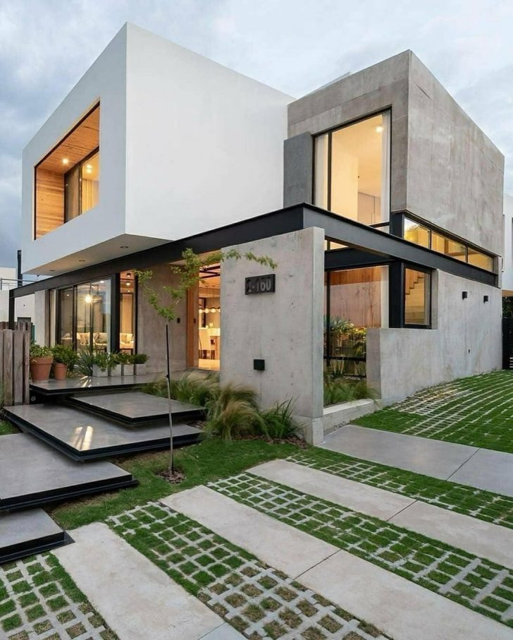 Modern House Exterior Design Pictures 2020