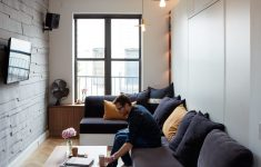 Modern Small Room Design Awesome Small Space Living In A Soho Apartment In 2020