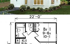 Plans For Small House Elegant 27 Adorable Free Tiny House Floor Plans