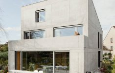 Precast Concrete House Plans Elegant Stark Concrete House By Ism Architecten Is Topped With A