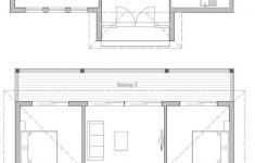 Program For House Plans Elegant Small House Plan To Small Lot Three Bedrooms Open Planning