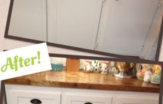 Refacing Kitchen Cabinet Doors New Kitchen Cabinet Refacing Project Diy Shaker Trim Done