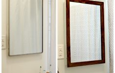 Replace Medicine Cabinet Door Elegant How To Update A Medicine Cabinet Without Replacing It