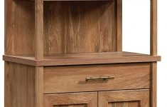 Sauder Cabinet With Doors Fresh Amazon Sauder Coral Cape Library With Doors