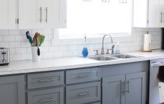 Shaker Kitchen Cabinet Doors Inspirational How S That Project Holding Up Updated Kitchen Cabinets