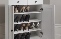 Shoe Storage Cabinet With Doors Unique Noa And Nani Heathfield Deluxe Shoe Storage Cabinet With Drawer White