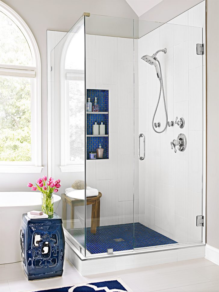 Simple Walk In Shower Designs 2021