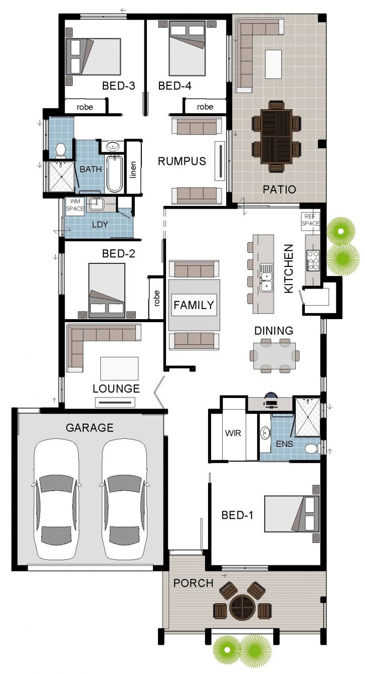 Small Block House Plans 2021