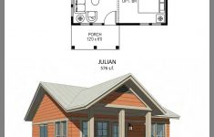 Small Compact House Plans Lovely Julian 576 Sq Ft