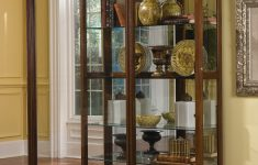 Small Curio Cabinet With Glass Doors Best Of Furniture Stunning Curio Cabinet For Modern Home Furniture