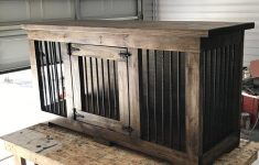 Two Dog House Plans Fresh How To Build An Indoor Dog Kennel — 731 Woodworks We Build