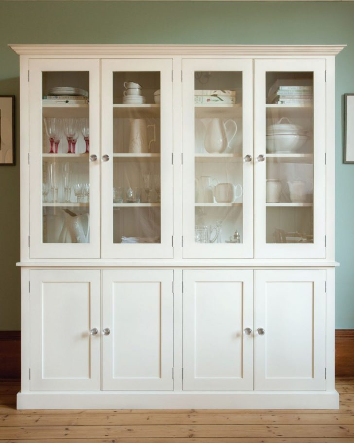 White Kitchen Cabinets with Glass Doors 2020
