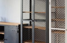 Wire Mesh Cabinet Doors Lovely Storage Cabinet Multi 2 Tall Noodles Noodles & Noodles Corp