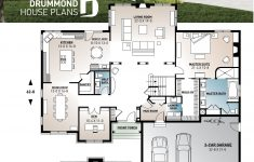 American House Design Pictures Luxury 3 To 5 Bedroom American House Plan Master Bedroom In 2020