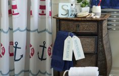 Anchor Bathroom Decor Awesome Set With Anchor Sea And Lighthouse Shower Curtain Bathroom