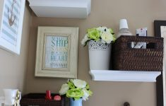 Anchor Bathroom Decor New My Nautical Decor Love Translated Into A New Bathroom Look