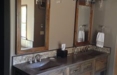 Barn Door Medicine Cabinet Awesome Concrete Sinks Suspended Beam Lighting Barn Door Medicine