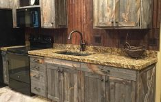 Barn Style Cabinet Doors Inspirational Kitchen Fascinating Barn Wood Look Kitchen Cabinets