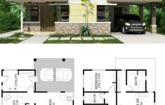 Big Modern House Plans Awesome Home Design Plan 12x10m With 4 Bedrooms