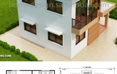 Build My House Plans Beautiful House Design Plans 10x11m With 4 Bedrooms