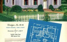 Build My House Plans Inspirational 130 Vintage 50s House Plans Used To Build Millions Of Mid