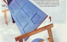 Cabinet Door Jig Elegant Door Painting Jig • Woodarchivist