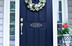 Color Of The Gate In House Beautiful 15 Shades Of Blue Front Door Designs To Pretty Up Your Home