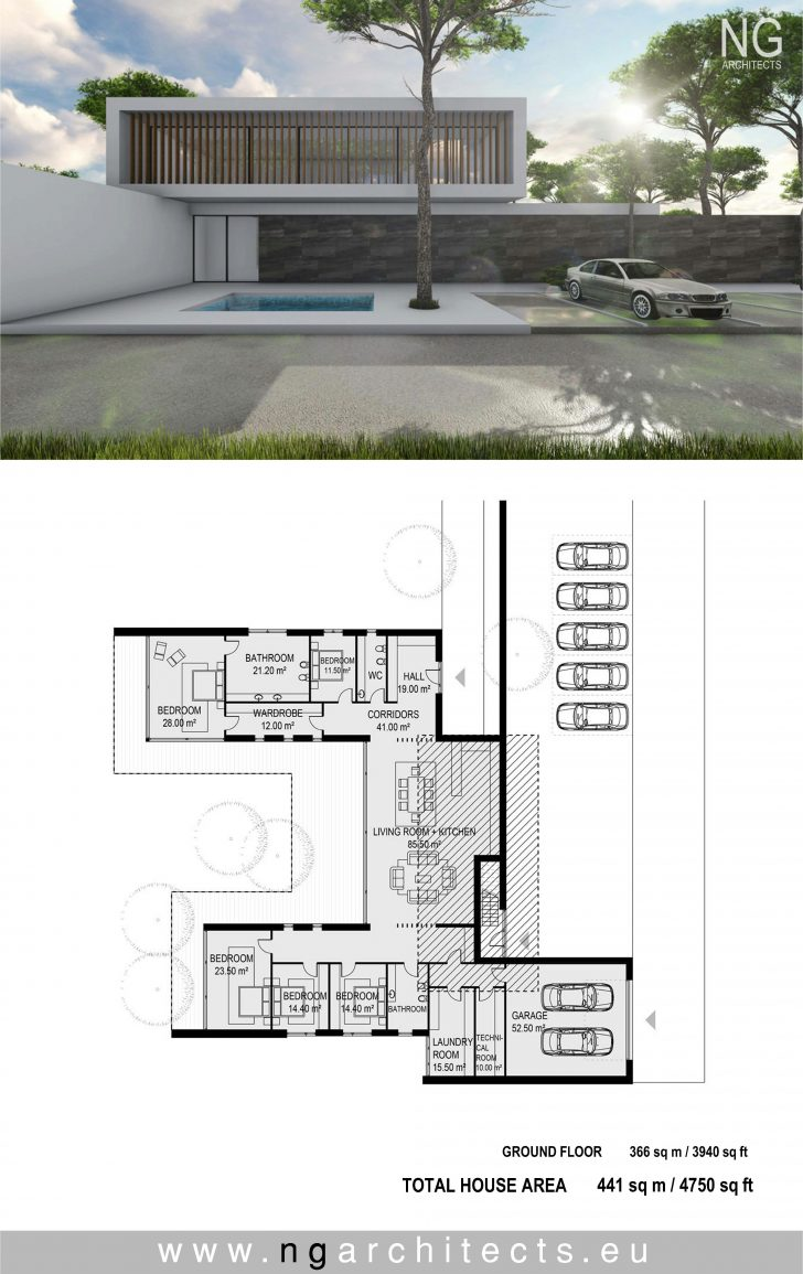 Contemporary House Plans and Designs 2021
