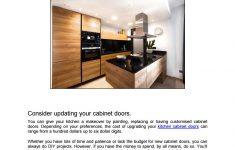 Cost Of New Cabinet Doors Best Of 5 Helpful Tips With Updating Your Kitchen By