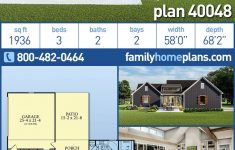 Country Homes House Plans New Traditional Style House Plan With 3 Bed 2 Bath 2