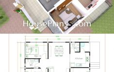 Designer House Plans with Photos Fresh House Design Plans 10×10 with 3 Bedrooms Full Interior In