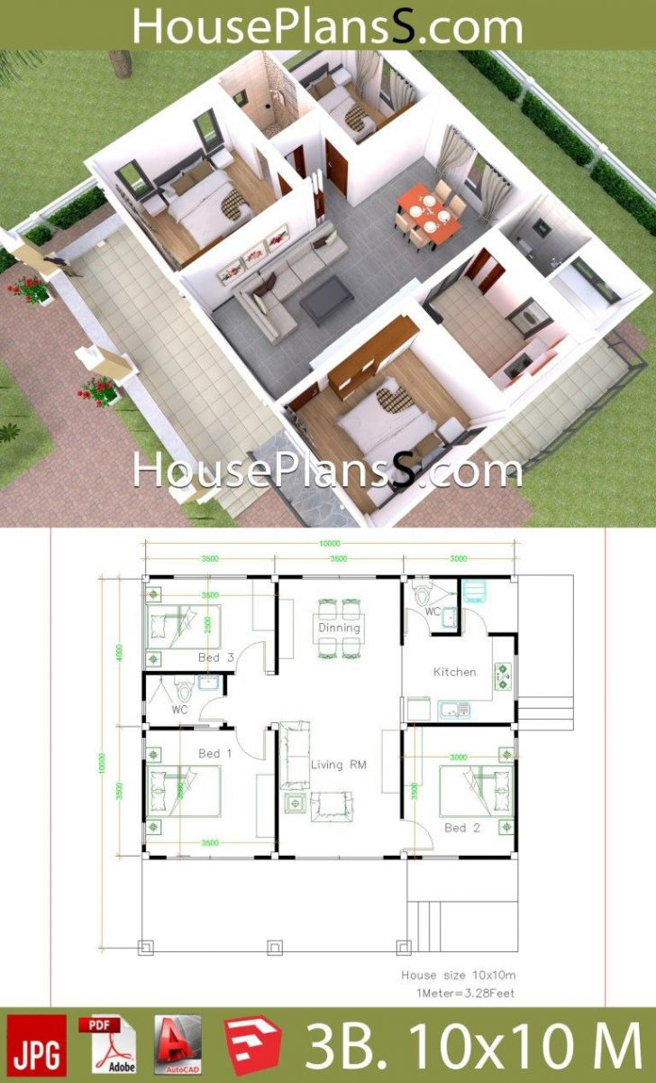 Designer House Plans with Photos 2021