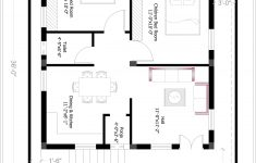 Drawing Plans For A House Fresh 30 X 36 East Facing Plan Without Car Parking With Images