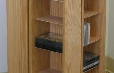 Dvd Cabinets With Doors Best Of Swivel Dvd Storage Cabinet