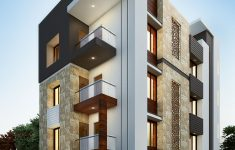 Exterior Design In Architecture Lovely Exterior By Sagar Morkhade Vdraw Architecture