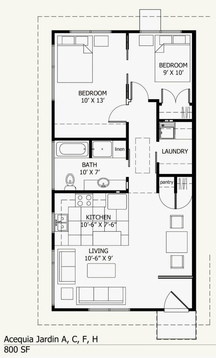 Free Small House Plans and Designs 2020