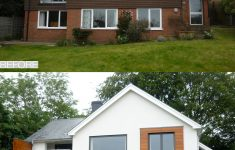 Front Facades Of Houses Awesome 1960 S Before And After Remodelling Project In Guildford