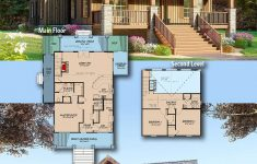 Full Basement House Plans New Plan Mk 3 Bed Rustic House Plan Vaulted Great Room