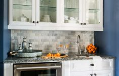 Glass Cabinet Doors Home Depot Elegant The Trick To Organizing A Kitchen With Glass Front Cabinets