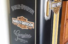Harley Davidson Bathroom Decor Best Of Harley Davidson Fridge …