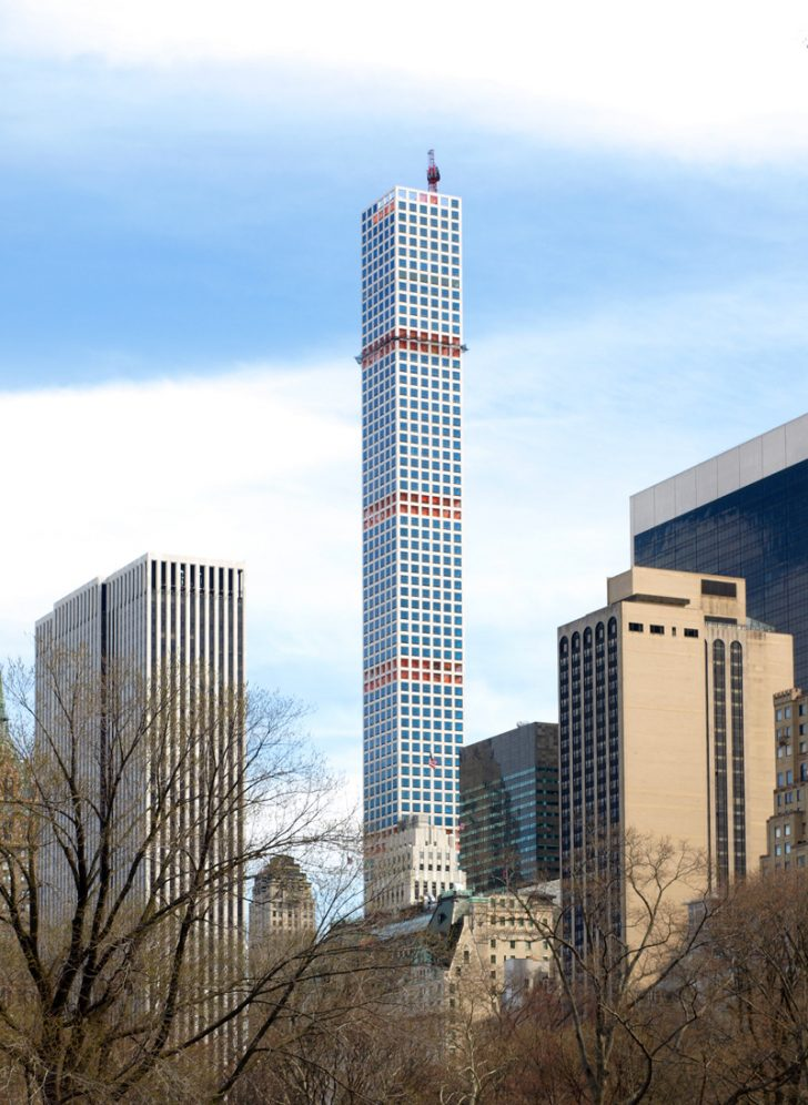 Height Of 432 Park Avenue 2021