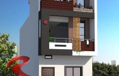 House Design Picture Gallery Luxury 3d Narrow House Designs Gallery