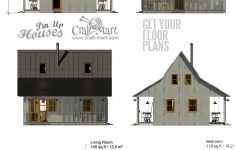 House Floor Plans And Cost To Build New 16 Cutest Small And Tiny Home Plans With Cost To Build